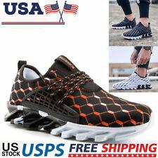 Men's Fashion Running Tennis Shoes Lightweight Walking Sneakers Atheltic Jogging