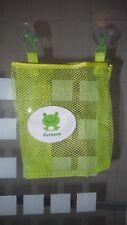 Japan Furocco Baby Kids Bath Toy Mesh Storage Organizer Holder Tidy Net 25x25cm