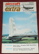 Aircraft Illustrated Extra Magazine 16 RAF Transports of Yesteryear inc Hastings