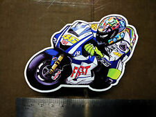 Valentino Rossi DECAL STICKER MOTO GP Bicicleta Casco Portátil Coche Scooter 46 Agv HD