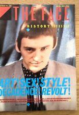 FACE UK magazine Paul Weller David Hockney Punk clothes Marvin Gaye S Sarandon