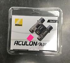 Brand New Nikon Aculon A30 10 x 25 Truetimber Kanati Binocular - Sealed