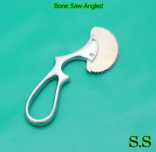 "Surgical Angled Bone Saw 6"" Orthopedic Veterinary Medical UPGRADED Instruments"