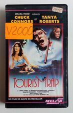 Cassette V2000 Tourist Trap 1984 Video 2000 VCC
