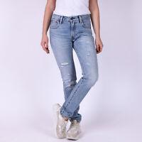 Levi's 505 C Japanese Selvedge hellblau Damen Jeans 26/34