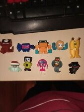 Transformers botbots lot of 10 figures for sale.