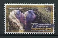 Mexico 2018 MNH Institute of Geography UNAM 1v Set Universities Education Stamps