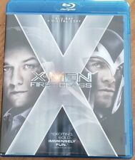 X-Men: First Class (Blu-ray Disc, 2011, 2-Disc Set, Includes Digital Copy)