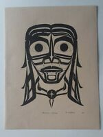 Roy Henry Vickers Tsimshian Women art card northwest coast native