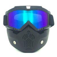 Winter Snow Ski Mask Snowboard Face Goggles Glasses Eyewear Sports Shield