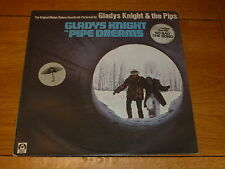 GLADYS KNIGHT & THE PIPS - Pipe Dreams - 1976 UK 9-track vinyl LP