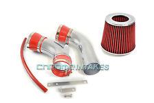RED 93 94 95 96 97 FORD PROBE GT/MAZDA MX6/626 2.5 2.5L V6 COLD AIR INTAKE KIT