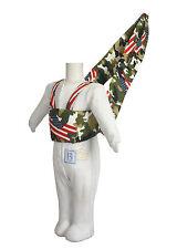 New Multi-use BabyTrooper Walker/walking harness, American Camo