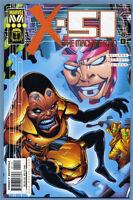 X-51 #11 2000 Machine Man Marvel Comics