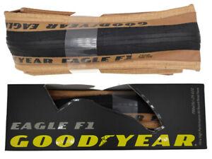 Goodyear Eagle F1 700x25c Bike Folding Road Tube Type Clincher Tire