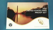 2017 ~ S  UNITED STATES MINT PROOF SET W/  MINT BOX ~ COA (10 COIN)