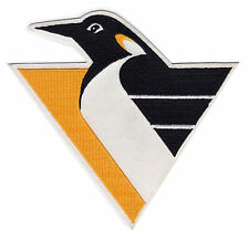 """1992-2000 PITTSBURGH PENGUINS NHL HOCKEY 7"""" TEAM PATCH"""