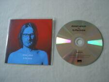 STEVEN WILSON To The Bone promo CD album Porcupine Tree