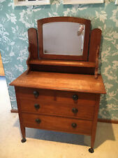 Dresser/Chest with mirror - Early 1800's - Victorian era