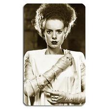 THE BRIDE OF FRANKENSTEIN movie large Toolbox / Fridge Magnet - photo horror  TH