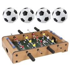 4pcs Table Football Soccer Ball 32mm Foosball Balls Plastic Game Replacement Kid