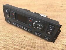 Range Rover P38 Bedienteil Klimaanlage Klimaautomatik Klimabedienteil JFC102550