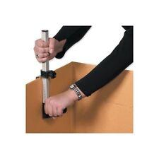 Cardboard Box Carton Sizer Reducer Scorer Shipping Packaging Tool Ruler Resizer