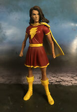 "Mary Marvel Mary Batson Custom Figure-dc Classics Dcuc Legends 6"" Scale Look"