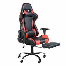 Office Computer Gaming Chair Racing Desk Seat Ergonomic Adjustable High Back