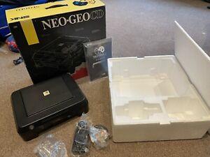 Neo Geo CD Front Loader Uk