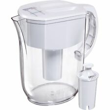 Brita Large 10 Cup Everyday Water Pitcher with Filter - BPA Free - White NEW