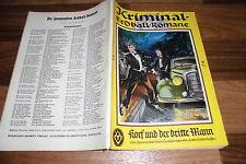 GLOBO KRIMINAL romanzi # 436 -- Korf e il terzo uomo // di 1957