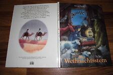 Marcus Pfister -- der WEIHNACHTSSTERN // Bilderbuch mit viel Glitzer 1993
