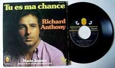 RICHARD ANTHONY - Tu es ma chance * FRANCE * TOP SINGLE (M-:))