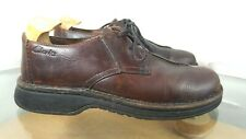 Clarks  Men's Oxfords Brown Leather Active Air Casual Shoes Size 9 M