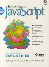 Jumping Javascript (Sunsoft Press Java),Janice Winsor, Brian Freeman,Sun Micros