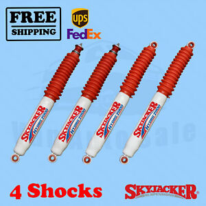 "Skyjacker Shocks 4"" Front, 1.5-4.5"" Rear Lift for Ford Ranger 4WD 83-97"