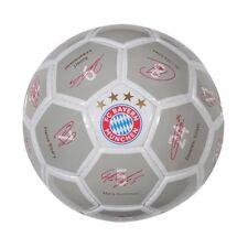 FC Bayern München Mini Ball Unterschriften Signature 2017/2018 Fussball Gr.1