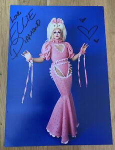 Ellie Diamond Rupaul Drag Race Uk Hand Signed Print