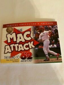 The Mac Attack The Road to 62 & Beyond Special Collectors Edition Stats & More
