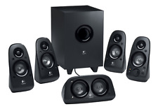 Logitech Z506 150W 5.1Ch Speakers Surround Sound Speakers with AUX line in