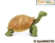 Safari  GREEN TORTOISE solid plastic toy pet wild zoo animal reptile * NEW *💥