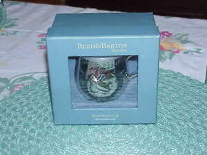 Reed & Barton Baby Airplane Sipper Cup Zoom Zoom Stainless New In Box w/tags