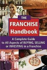 THE FRANCHISE HANDBOOK - ATLANTIC PUBLISHING COMPANY (PAPERBACK) NEW
