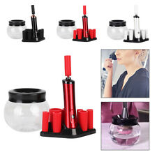Professional Electric Makeup Brush Cleaner Dryer Set Cosmetics Auto Washing Tool