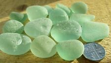 Aqua - Genuine English Seaham Sea Glass Pieces