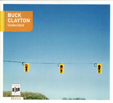 Buck Clayton ‎– Undecided DIGIPAK / EDEL RECORDS CD