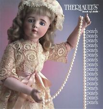 184 ea. Antique French German Bisque Dolls / Auction Book + Values