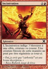 *MRM* FR 4x incineration - incinerate MTG 10th edition