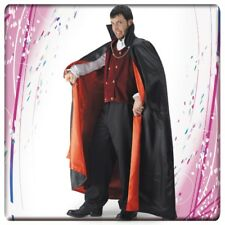 Costume dracula extra lusso per travestimento vampiro Halloween